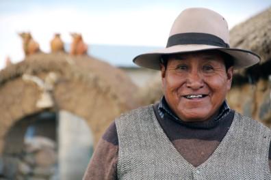 En chemin vers Puno
